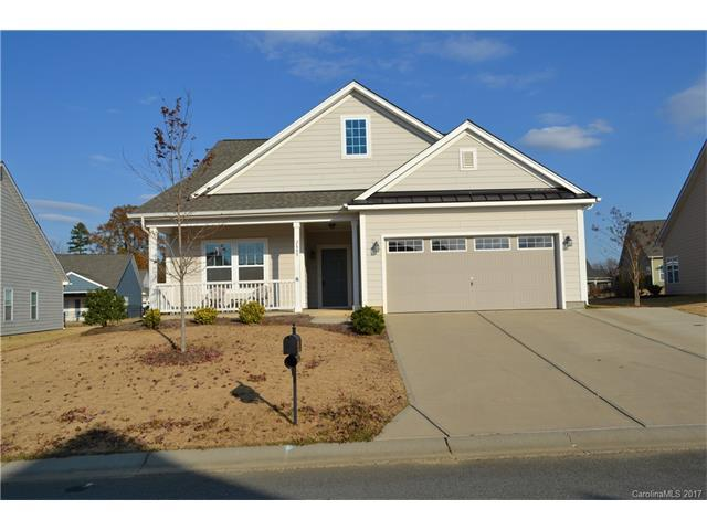 2809 Mallard Pond Lane #158, Monroe, NC 28112 (#3343296) :: LePage Johnson Realty Group, LLC
