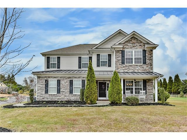 2108 N Red Tail Court, Indian Land, SC 29707 (#3343345) :: Southern Bell Realty