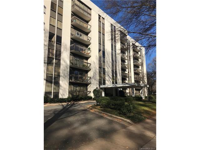 2222 Selwyn Avenue #608, Charlotte, NC 28207 (#3343371) :: Pridemore Properties