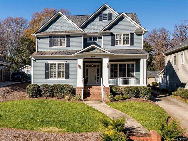 2108 Cumberland Avenue, Charlotte, NC 28203 (#3343409) :: Pridemore Properties