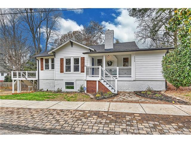 2030 E 9th Street, Charlotte, NC 28204 (#3343527) :: High Performance Real Estate Advisors