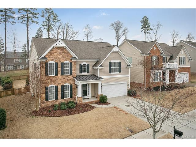 10816 Elsfield Avenue NW, Concord, NC 28027 (#3343832) :: Exit Mountain Realty