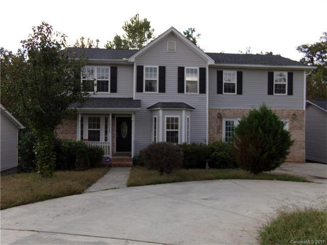 6226 Dumont Lane, Charlotte, NC 28269 (#3343889) :: The Ramsey Group