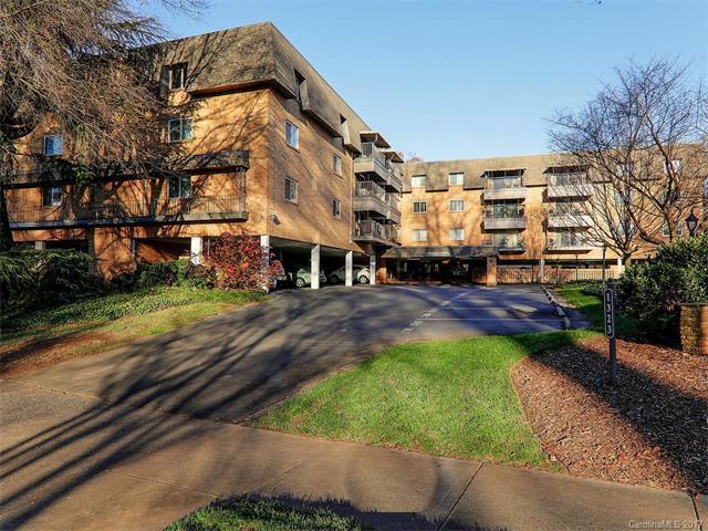 1323 Queens Road #406, Charlotte, NC 28207 (#3343943) :: Pridemore Properties