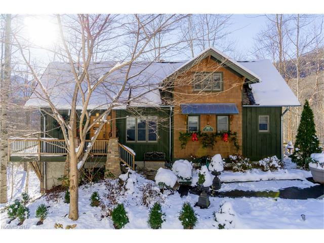 262 Sweet Birch Drive, Maggie Valley, NC 28751 (#3343970) :: Stephen Cooley Real Estate Group