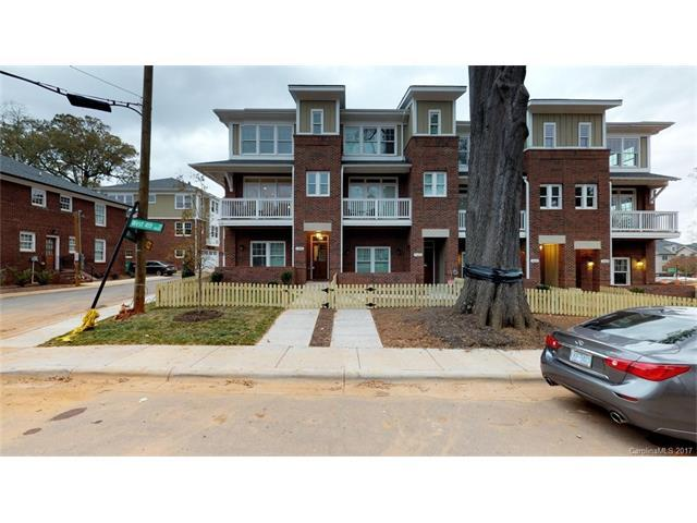 104 Summit Avenue #34, Charlotte, NC 28202 (#3344038) :: High Performance Real Estate Advisors