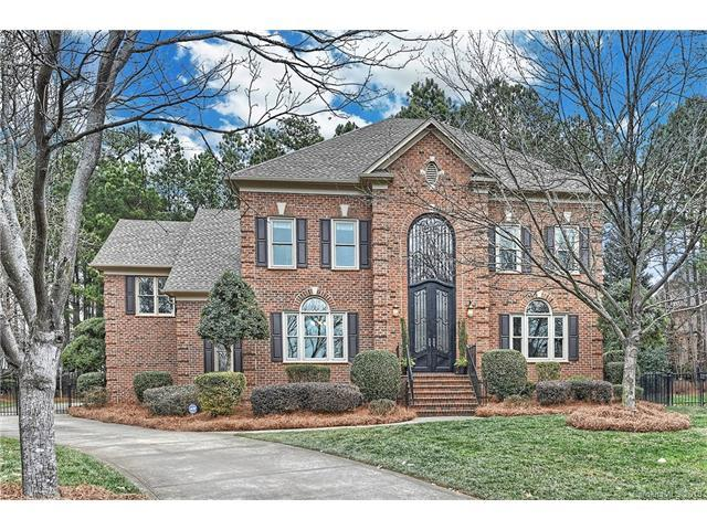 10802 Waring Place, Charlotte, NC 28277 (#3344056) :: Homes Charlotte