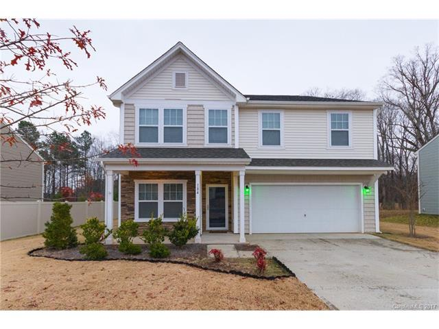 184 Jobe Drive, Statesville, NC 28677 (#3344060) :: LePage Johnson Realty Group, Inc.