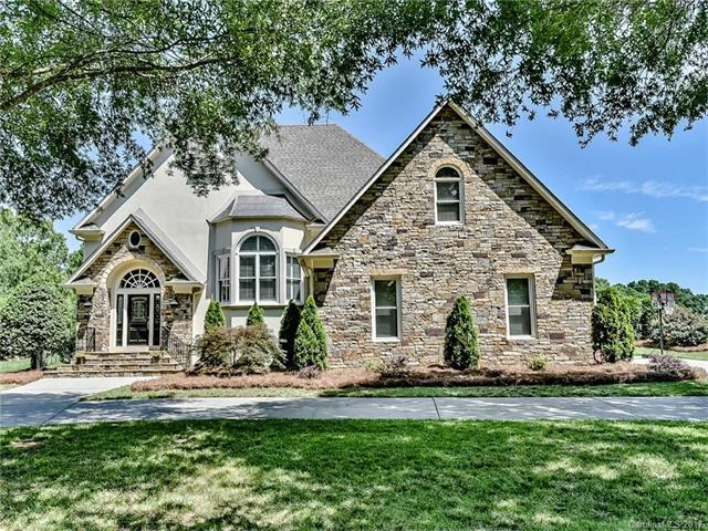 12424 Pine Valley Club Drive, Charlotte, NC 28277 (#3344079) :: The Ramsey Group