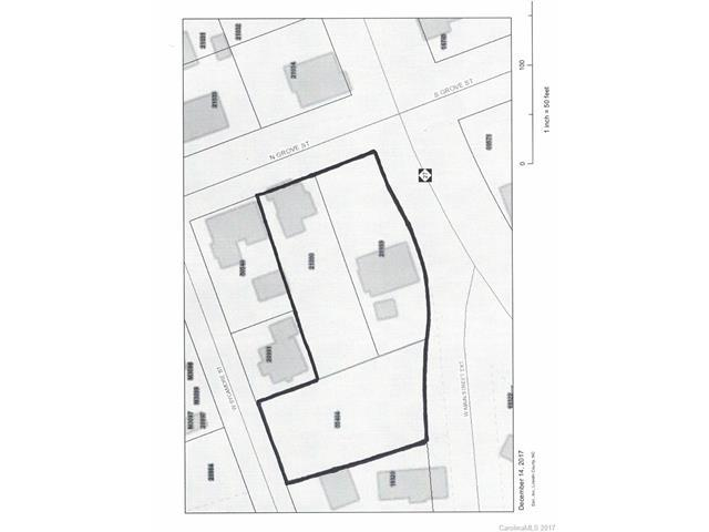 107 N Grove & 408 W Main Street, Lincolnton, NC 28092 (#3344329) :: Caulder Realty and Land Co.
