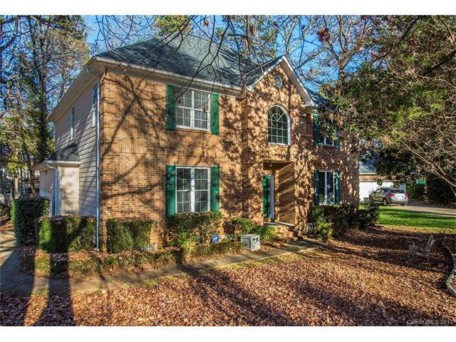 4808 Cobble Glen Way #22, Charlotte, NC 28269 (#3344388) :: High Performance Real Estate Advisors
