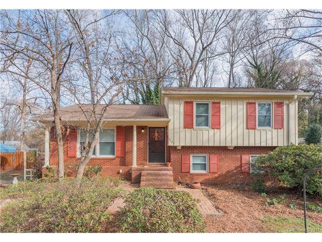 5123 Greenbrook Drive, Charlotte, NC 28205 (#3344416) :: High Performance Real Estate Advisors