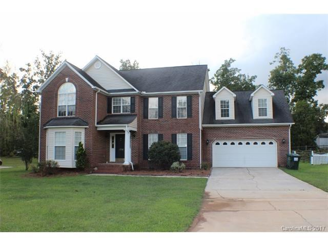 1204 Claiborne Road S, Salisbury, NC 28146 (#3344451) :: The Ann Rudd Group