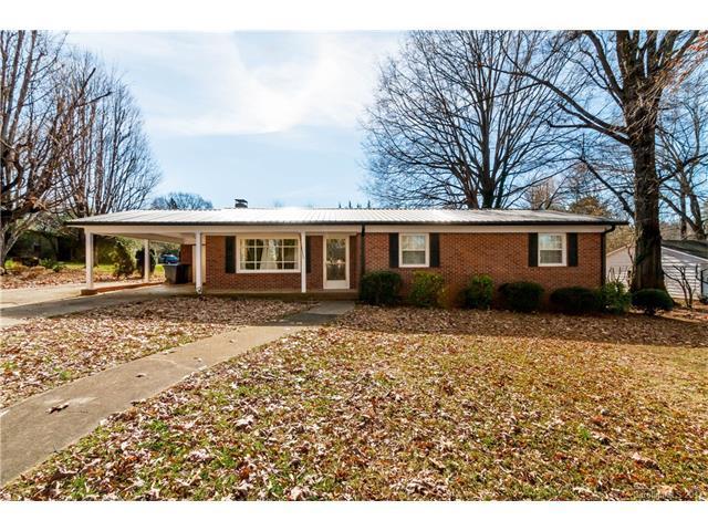 416 Virginia Avenue, Statesville, NC 28677 (#3345500) :: Pridemore Properties