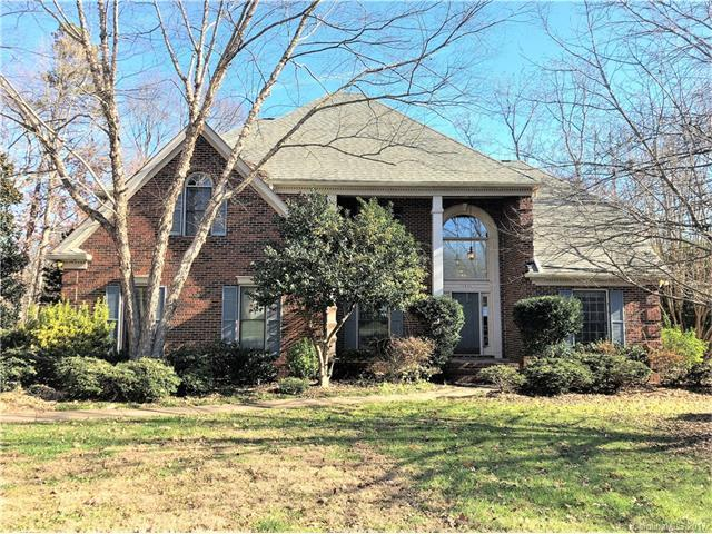 14928 Middlethorpe Lane, Huntersville, NC 28078 (#3345526) :: High Performance Real Estate Advisors