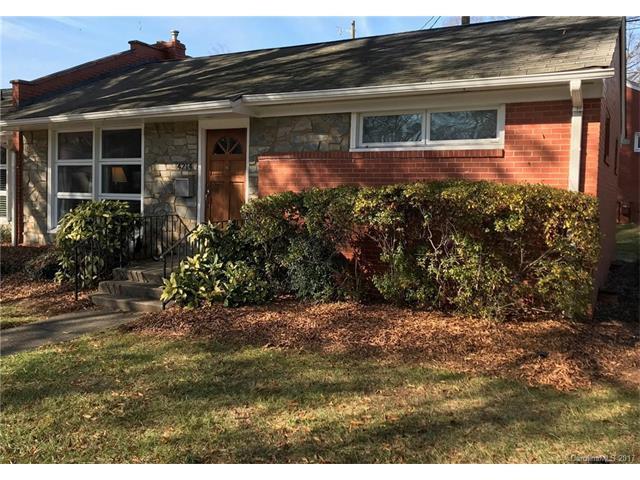 4214 Randolph Road, Charlotte, NC 28211 (#3345579) :: Pridemore Properties