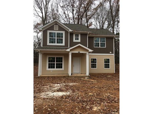 509 Windy Drive #55, Monroe, NC 28110 (#3345595) :: High Performance Real Estate Advisors