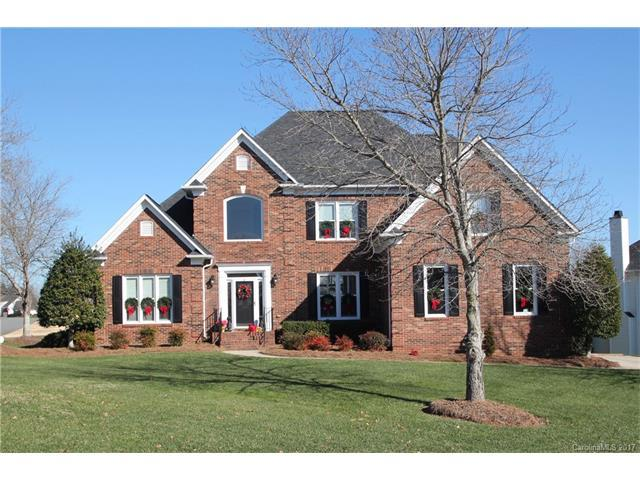 12811 Cadgwith Cove Drive, Huntersville, NC 28078 (#3345643) :: Cloninger Properties