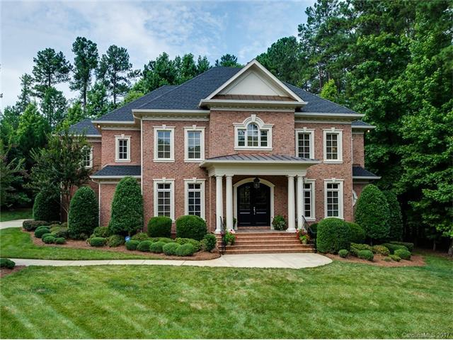 8008 Wicklow Hall Drive, Weddington, NC 28104 (#3345669) :: The Andy Bovender Team