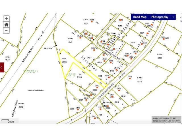 2612-B Morganton Road SW, Lenoir, NC 28645 (MLS #3345785) :: RE/MAX Impact Realty