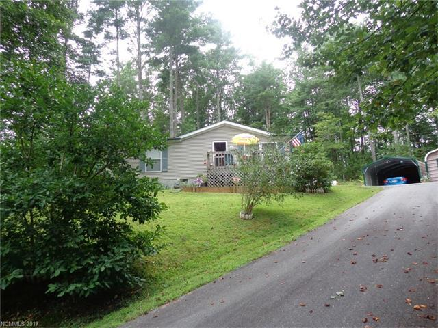 65 Sleepy Forest Drive #3, Leicester, NC 28748 (#3345882) :: Caulder Realty and Land Co.