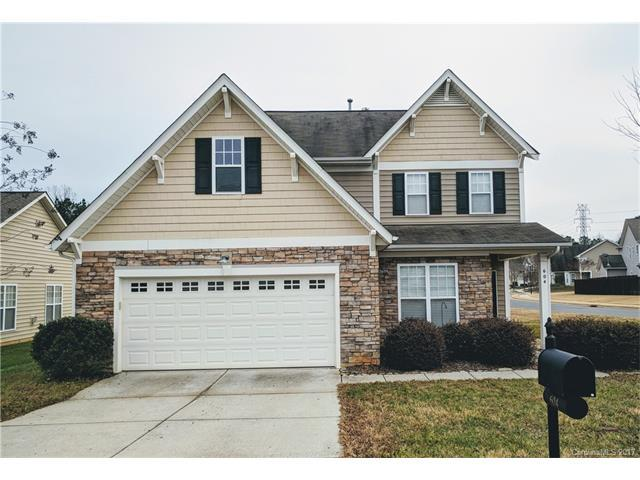 604 Goldflower Drive #48, Rock Hill, SC 29732 (#3346083) :: Southern Bell Realty