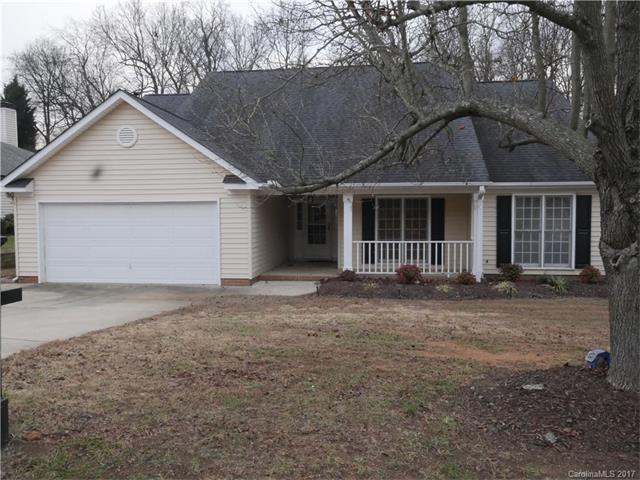 1099 Forrest Ridge Drive #53, Concord, NC 28027 (#3346104) :: Southern Bell Realty