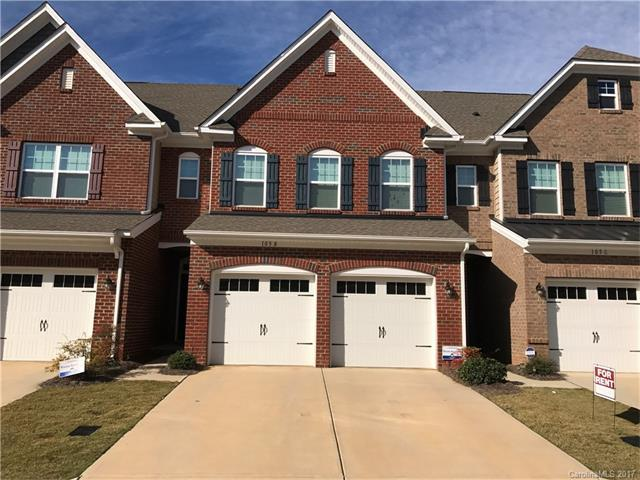 105 Burlingame Court #15, Mooresville, NC 28117 (MLS #3346110) :: RE/MAX Impact Realty