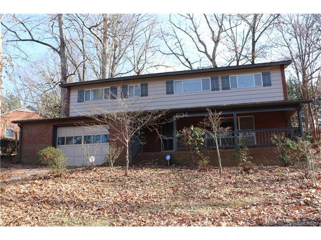 634 Oakdale Drive, Statesville, NC 28677 (#3346143) :: Pridemore Properties