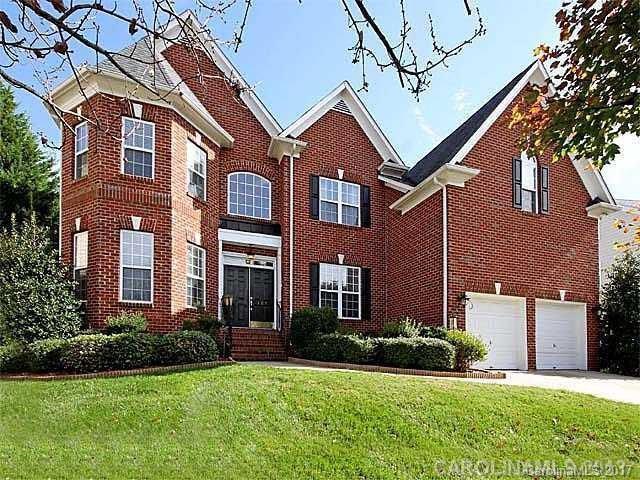 107 Cloister Lane, Mooresville, NC 28117 (#3346177) :: Miller Realty Group