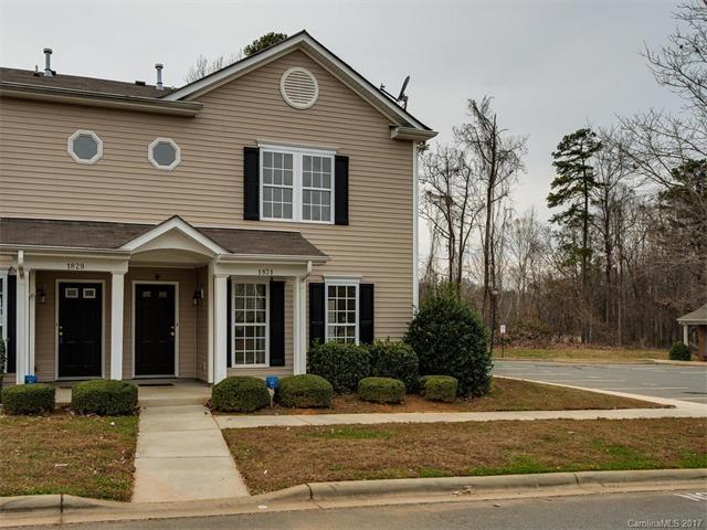 1831 Butterfly Lane #1831, Charlotte, NC 28269 (#3346184) :: Pridemore Properties