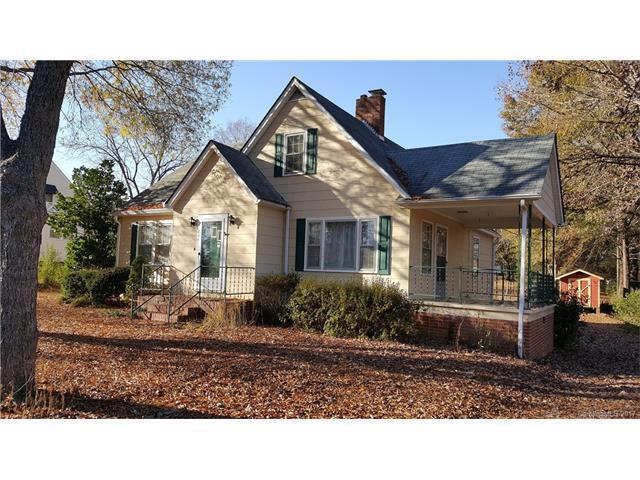 204 Ingram Street W, Mount Gilead, NC 27306 (#3346367) :: Exit Realty Vistas
