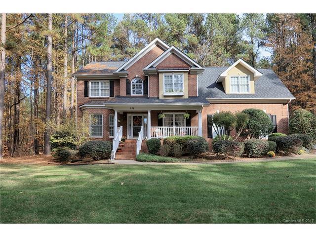 539 Beaten Path Road, Mooresville, NC 28117 (#3346569) :: Puma & Associates Realty Inc.