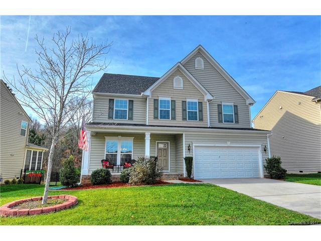 1143 Tanner Crossing Lane, Indian Land, SC 29707 (#3347018) :: Exit Mountain Realty