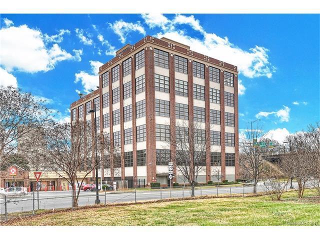 715 N Graham Street #402, Charlotte, NC 28202 (#3347126) :: Charlotte's Finest Properties