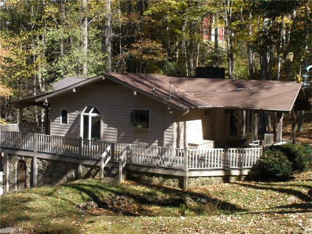 695 Timberline Drive, Maggie Valley, NC 28751 (#3347211) :: Team Southline