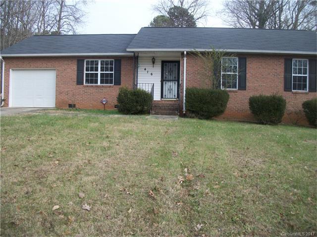 416 Forestdale Drive, Spencer, NC 28159 (#3347593) :: High Performance Real Estate Advisors