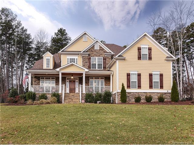 114 Silver Lake Trail, Mooresville, NC 28117 (#3347656) :: The Temple Team
