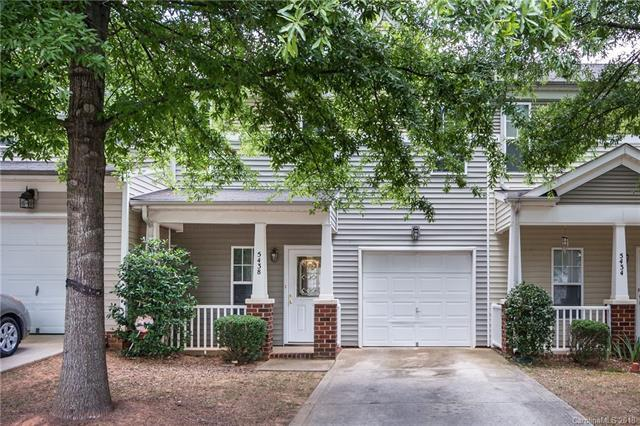 5438 Franklin Springs Circle, Charlotte, NC 28217 (#3347775) :: The Elite Group
