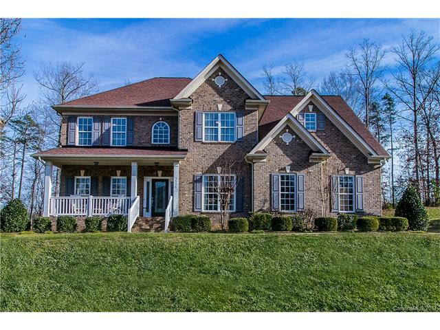3536 Cameron Creek Drive, Matthews, NC 28105 (#3347924) :: David Hoffman Group