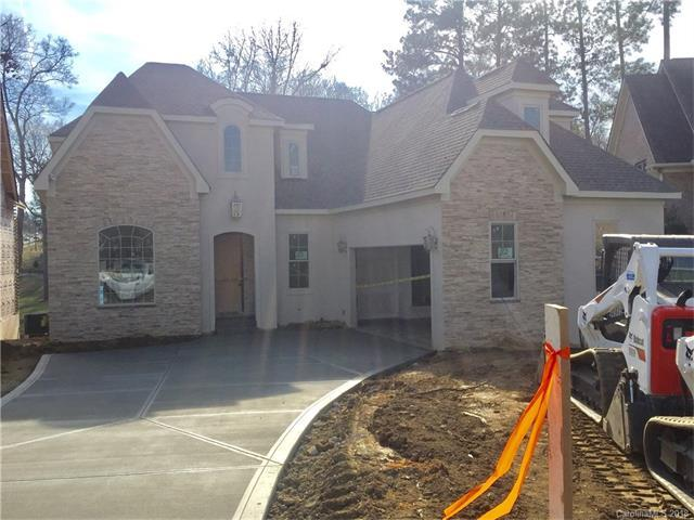 5307 Macandrew Drive #2, Charlotte, NC 28226 (#3348091) :: Charlotte's Finest Properties