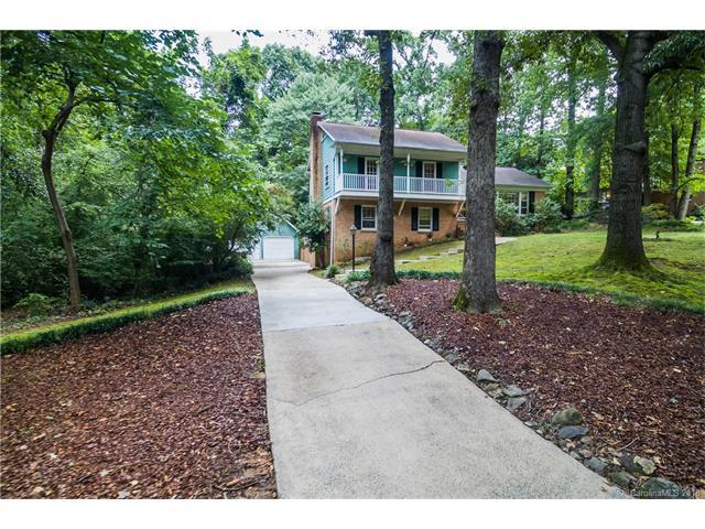 2812 Hinsdale Street, Charlotte, NC 28210 (#3348119) :: Exit Mountain Realty