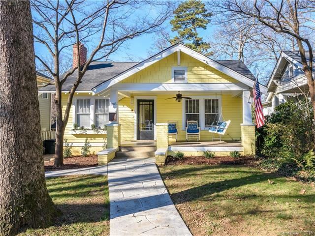 2013 Kenwood Avenue, Charlotte, NC 28205 (#3348184) :: Team Southline