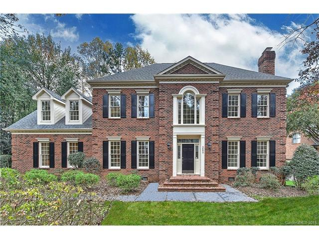 3608 Castellaine Drive, Charlotte, NC 28226 (#3348223) :: High Performance Real Estate Advisors