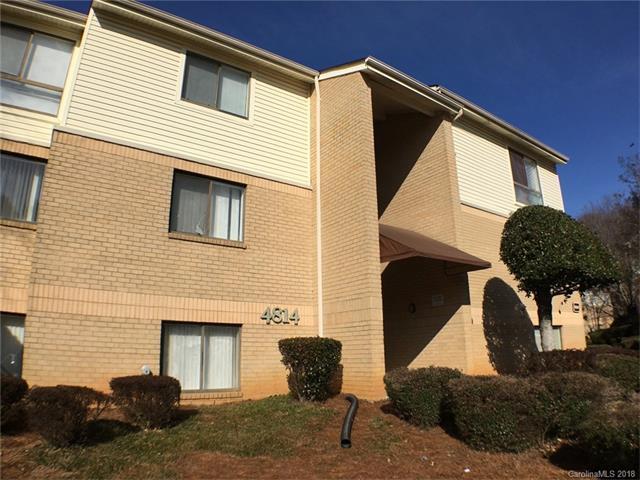 4814 Spring Lake Drive B, Charlotte, NC 28212 (#3348366) :: Miller Realty Group