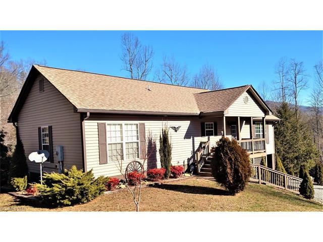 41 Down Hemlock Lane #25, Whittier, NC 28789 (#3348410) :: Stephen Cooley Real Estate Group