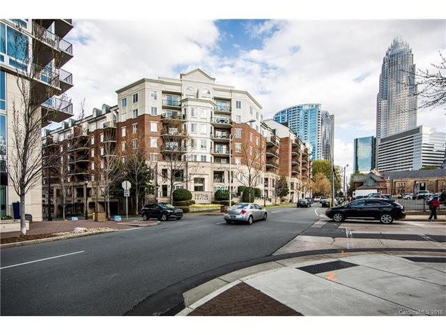 300 W 5th Street #127, Charlotte, NC 28202 (#3348428) :: Miller Realty Group