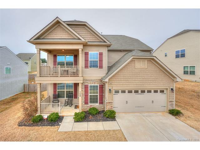 128 Renville Place, Mooresville, NC 28115 (#3348516) :: The Ramsey Group