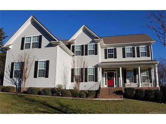 352 Cove Creek Loop, Mooresville, NC 28117 (#3348527) :: The Temple Team