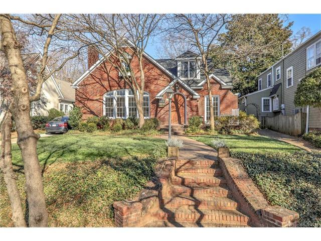 2408 Charlotte Drive, Charlotte, NC 28203 (#3348530) :: The Ann Rudd Group